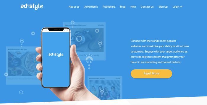 Ad.Style Screenshot