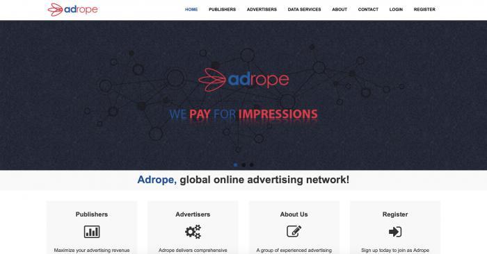 Adrope Screenshot