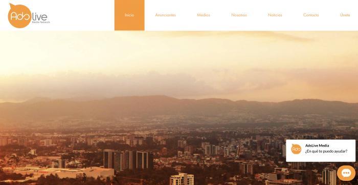Adslivemedia Screenshot