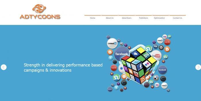 AdTycoons Screenshot