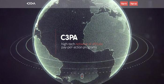 C3PA Screenshot