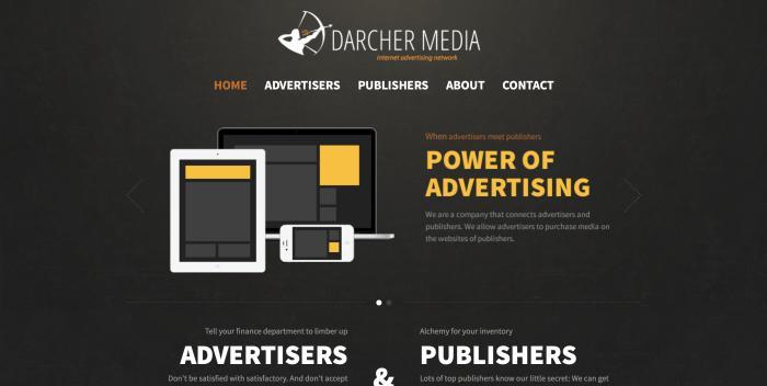 Darcher Media Screenshot