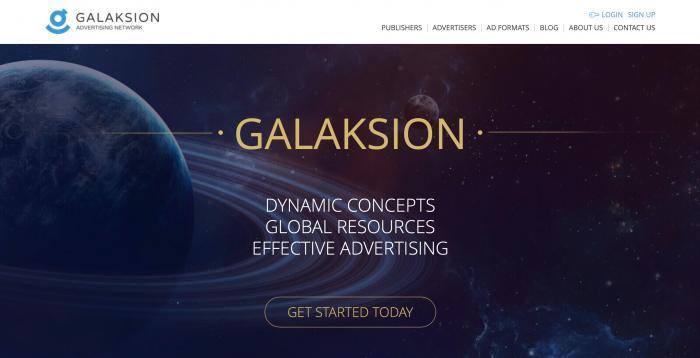 Galaksion Screenshot