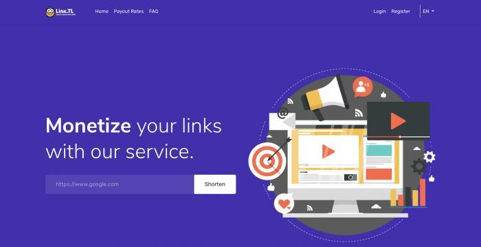 LinkTL Screenshot