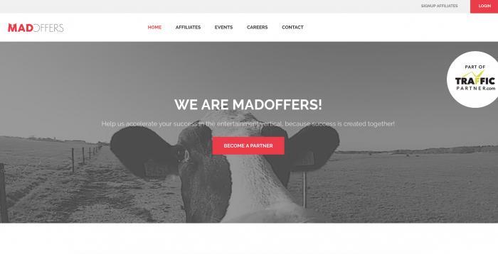 MadOffers Screenshot