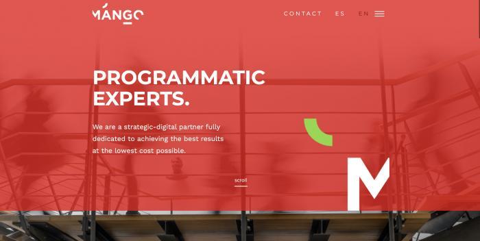 Mango Media Screenshot