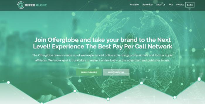 OfferGlobe Screenshot