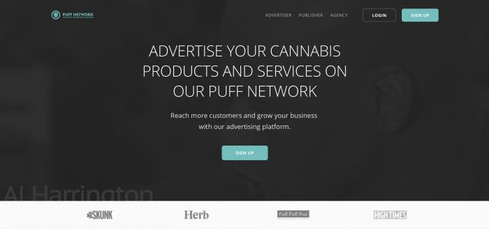 Puff Network Screenshot