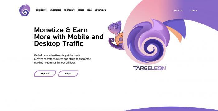 Targeleon Screenshot